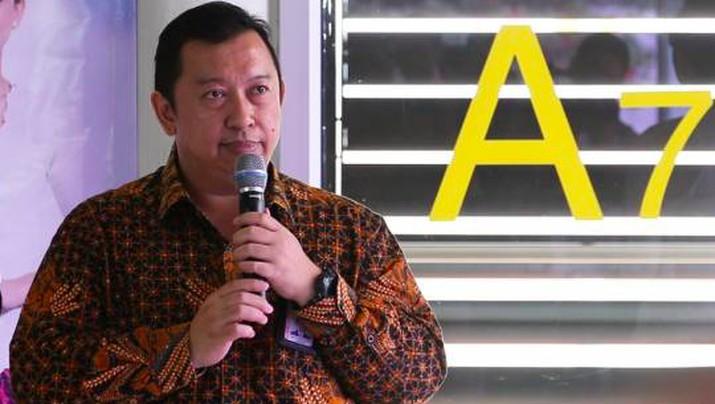 Dirut Batik Air Achmad Luthfie/Dok Batik Air
