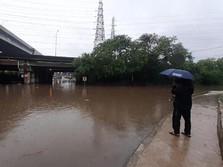 Potret Banjir Kota Bekasi, Dari Kalimalang Hingga Jatibening