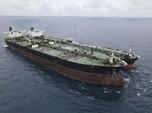 Panas! Kapal Iran Diserang Israel di Laut Merah