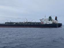 Kapal Tanker Minyak Arab Saudi Diserang di Laut Merah