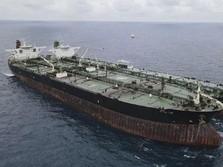 Diduga Transfer BBM Ilegal, 2 Kapal Tanker Asing Diamankan