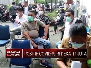 Jumlah Pasien Sembuh Cetak Rekor, Tembus 10.678 Kasus
