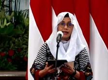 Sri Mulyani Sebut Wakaf Tunai di Bank RI Sudah Capai Rp 328 M