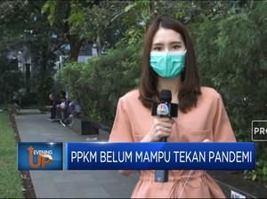 PPKM di DKI Jakarta Dinilai Belum Mampu Kendalikan Covid-19