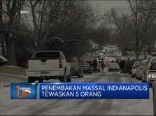 Penembakan Massal Indianapolis Tewaskan 5 Orang