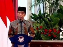 Ini Target Jokowi Soal Kapan Kelar Vaksinasi RI