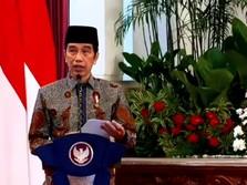Jokowi & Ma'ruf Sepakat Potensi Wakaf RI 'Gede', Tapi...