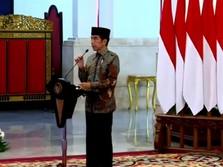 Sah! Jokowi Lantik Dewan Pengawas LPI