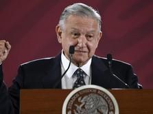 Punya 2 Jimat, Presiden Meksiko Lopez Obrador Positif Covid