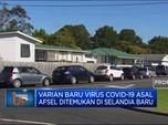 Varian Baru Covid-19 Asal Afsel Ditemukan Di Selandia Baru