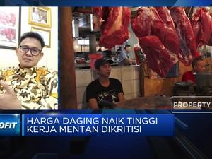 APDI Khawatir Harga Daging Sapi Bisa Rp170 Ribu/Kg di Ramadan