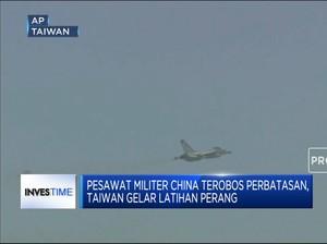 China - Taiwan Makin Memanas