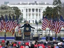 Siap-siap, Donald Trump Janji Rebut Gedung Putih Segera
