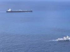 Panas! Militer AS Beri Tembakan Peringatan ke Kapal Iran