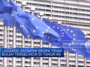 Ekonomi Eropa Masih 'Bergulat' Dengan Corona di 2021