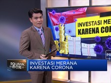 Investasi Merana karena Corona