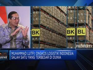 Janji Mendag Lutfi Dorong Indonesia Menjadi Negara Industri