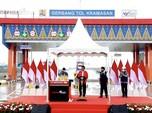 Ini Rincian Tol Kayu Agung-Palembang yang Diresmikan Jokowi