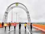 Demi Infrastruktur Jokowi, LMAN Gelontorkan Rp 11 T di 2021