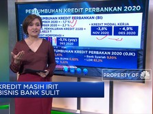 Kredit Masih Irit, Bisnis Bank Sulit