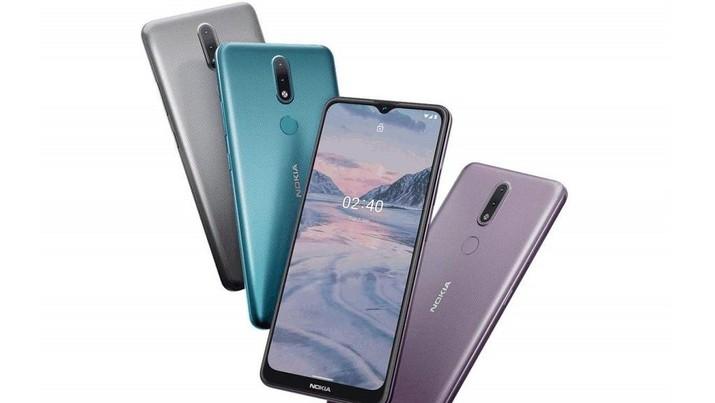 Nokia meluncurkan ponsel di Q1 dan Q2. Ist