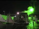 Potret Kerusuhan di Belanda, Kaca Pecah hingga Mobil Dibakar