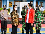 Jokowi Bertolak ke Palembang, Resmikan Jalan Tol Kapal Betung