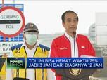 Presiden Jokowi Resmikan Tol di Palembang