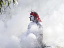 Penampakan Ribuan Massa Demo 'Hari Invasi' di Australia