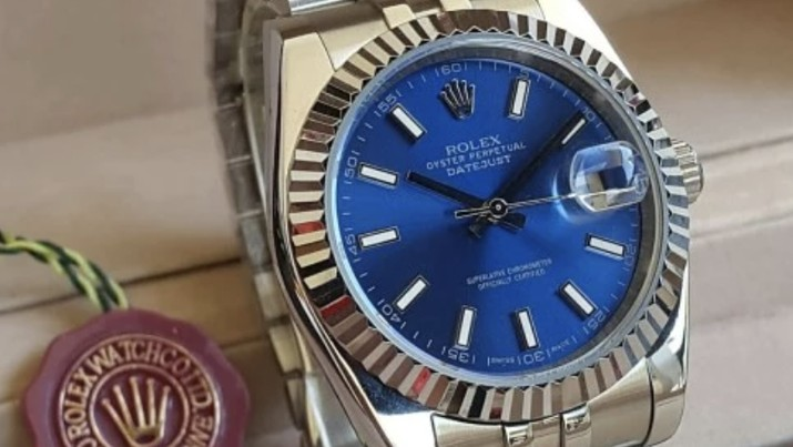 Rolex Datejust. (Dok: Tokopedia)