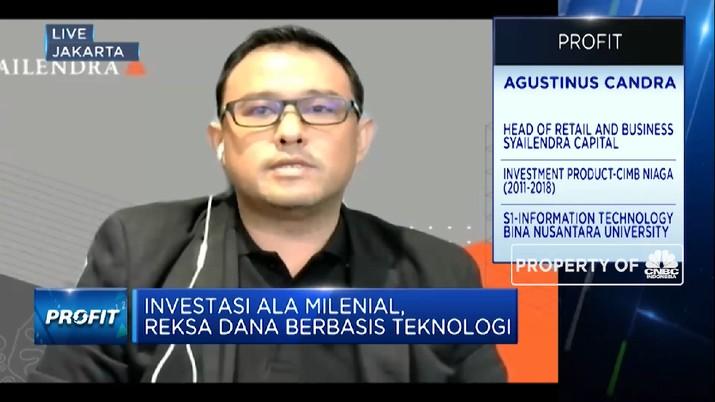3 Strategi Pengembangan  Investasi Reksa Dana Bagi Investor Milenial  (CNBC Indonesia TV)