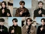 Wow! BTS & Lee Min Ho Bintang Korea Paling Populer di Dunia