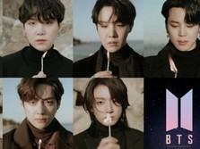 BTS Rilis Teaser Winter Package 2021, Langsung Viral Medsos