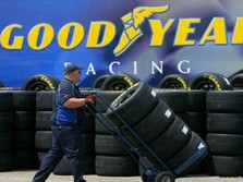 Jumbo nih! Induk Goodyear Indonesia Caplok Raksasa Ban Rp39 T