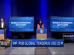 IMF Ramal PDB Global 2020-2025 Tergerus USD 22 T