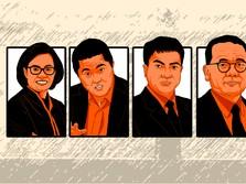 Intip Sepak Terjang 5 Anggota Dewas SWF yang Dilantik Jokowi