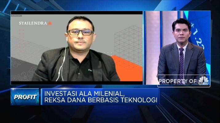Inovasi Investasi Reksa Dana, Syailendra Capital Gandeng Tokopedia  (CNBC Indonesia TV)
