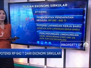 Potensi Rp 642 Triliun Dari Ekonomi Sirkular