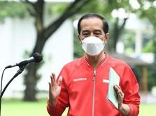 Instruksi Pertama Jokowi ke LPI : Tancap Gas, Pilih CEO SWF!