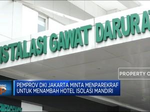 RS Rujukan Penuh, DKI Jakarta Minta  Pusat Tambah Rs Rujukan