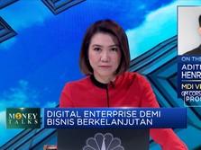 SaaS Hingga Cyber Security, 4 Sektor Penopang Digitalisasi RI