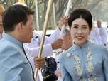 Potret Terbaru Raja Thailand & Selir, Makin Mesra di Publik
