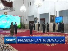 Setelah Divaksin, Presiden Jokowi  Siap Lantik Dewas LPI