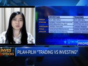 Strategi Penempatan Dana Lewat Investing Vs Trading