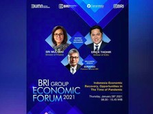 Streaming Now: BRI Group Economic Forum 2021