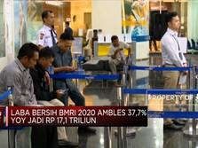 Laba Bank Mandiri di 2020 Ambles 37,7% Jadi Rp 17,1 Triliun
