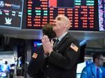 Investor 'Nyerok' di Bawah, Wall Street Tak Lagi Merah