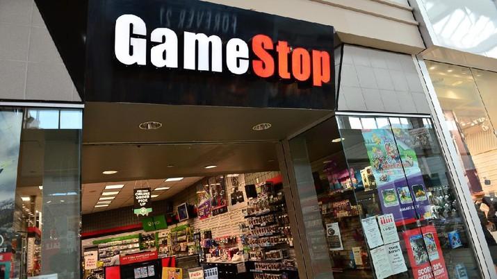 GameStop. Ist