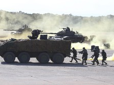 Taiwan Siapkan Dana Militer Jumbo Rp 242 T di 2022, Perang?