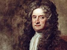Si Jenius Isaac Newton-pun, Pernah Amsyong di  Pasar Saham
